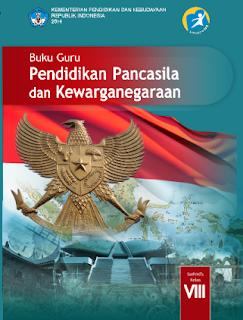Download Buku PKN Kelas 8 Kurikulum 2013 untuk menunjang semua guru PKN SMP/ MTs dalam proses belajar mengajar dikelas. Selain Buku Pegangan Guru atau yang disebut Buku Guru PKN juga tersedia Buku Pegangan Siswa yang disebut Buku Siswa PKN.