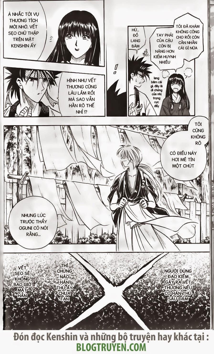 Rurouni Kenshin chap 152 trang 13