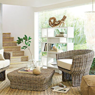 Rattan Wicker Wood Furniture Exotic Unique Design Modern Stylish