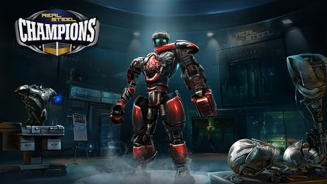 Real Steel Boxing Champions Mod Apk Data