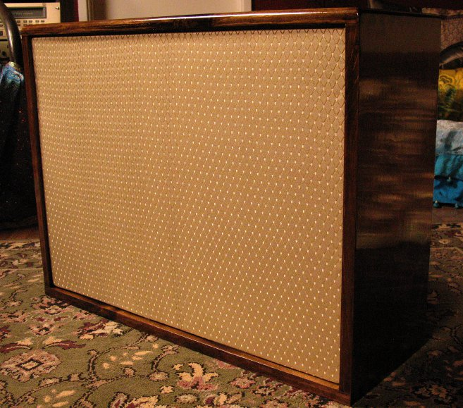 Scc Et 490 Tube Guitar Amplifier Cabinet Build