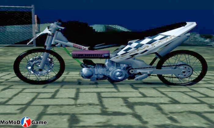 Supra X Drag Mod GTA San Andreas