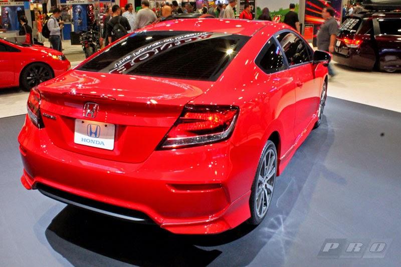 Modified Honda Civic 2014 2015 Modfocars Custom And