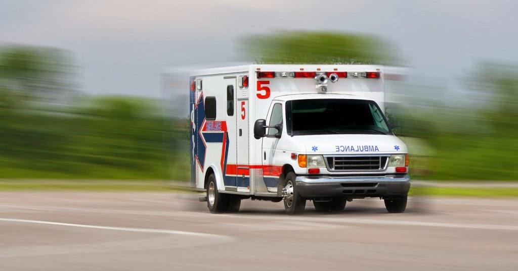 FAKE Ambulances Get the Rich Through Traffic