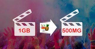 Compactar Vídeos Sem Perder a Qualidade