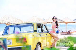 Gái xinh facebook diễn viên Nhã Phương