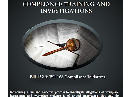 Workplace Harassment Compliance Training