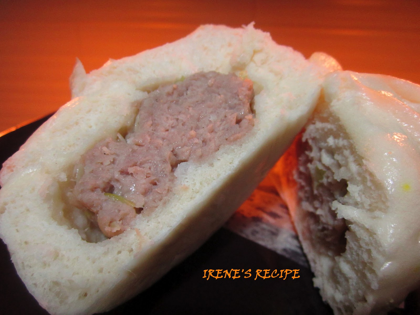 Irene S Recipe Pork Steam Bun Or Bola Bola Siopao