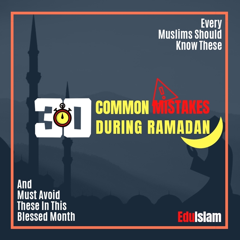 Ramadan Dating Rules