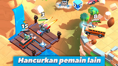 Crash of Cars Apk Mod 2