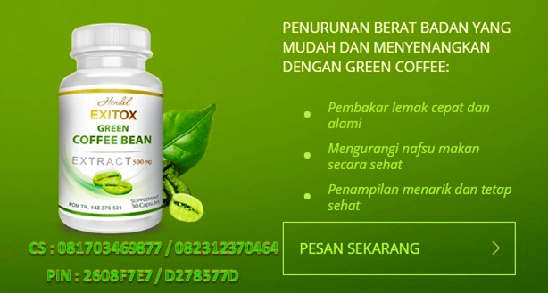 Green coffee java