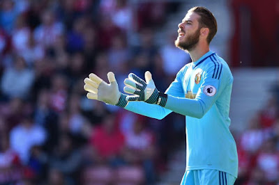 Manchester United set to offer David De Gea new deal to kill off interest from Real Madrid