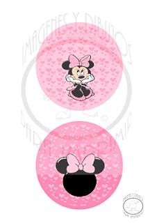 decoración de cumpleaños de minnie mouse rosa