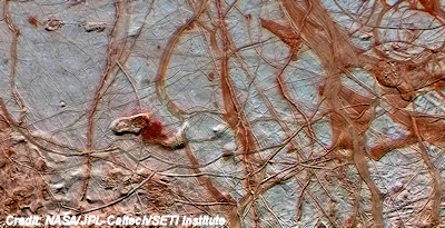 'Surprising Activity' On Europa Revealed By NASA