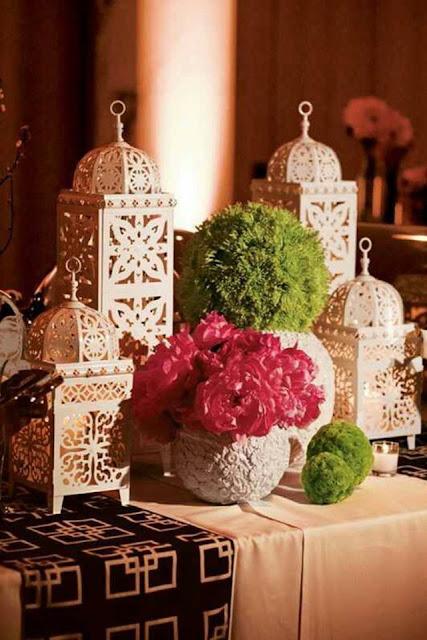 Hiasan Ruang Tamu Ramadhan dan Lebaran