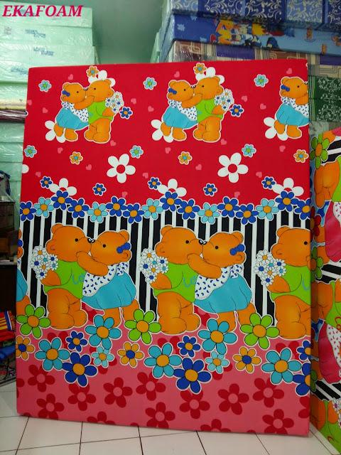 kasur inoac terbaru 2016 motif the pooh