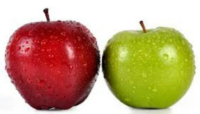 Tak Perlu Mahal Untuk Cantik Dengan Buah Apel Sudah Cukup