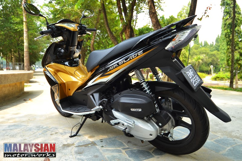 Malaysian Motor Works Honda Air Blade 125cc
