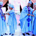 Beautiful Twin Sisters Wed In Style The Same Day ( See Photos)