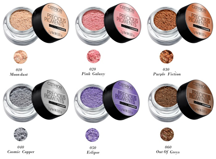 CATRICE Precious Pigments Loose Eyeshadow