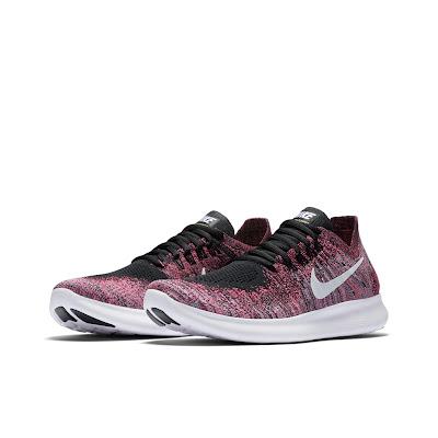 Tênis de Corrida Feminino  Nike Free RN Flyknit 2017