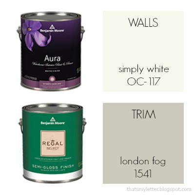Benjamin Moore simply white paint