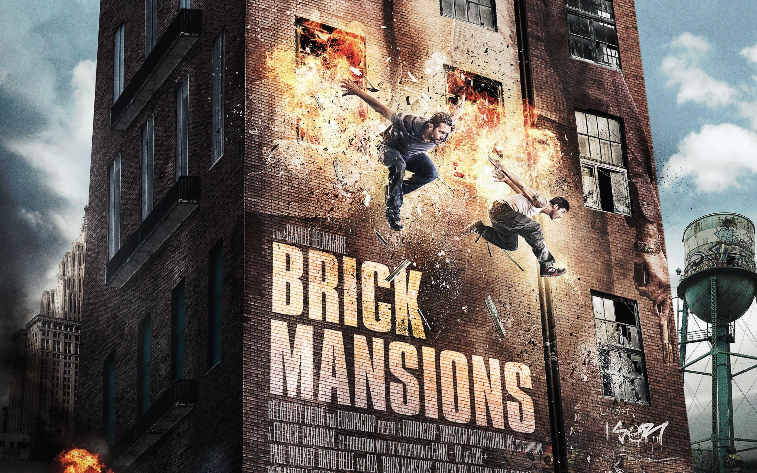 Brick Mansions (2014) - IMDb