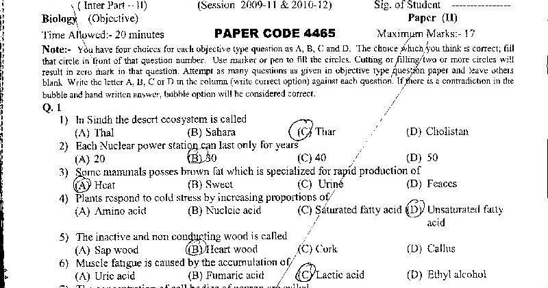 biology multiple choice questions with answers pdf