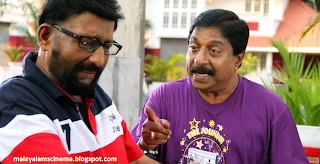 "Sreenivasan in ""Money Back Policy"""