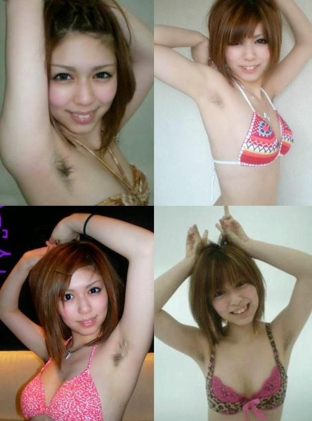 Asian lesbians in a spa
