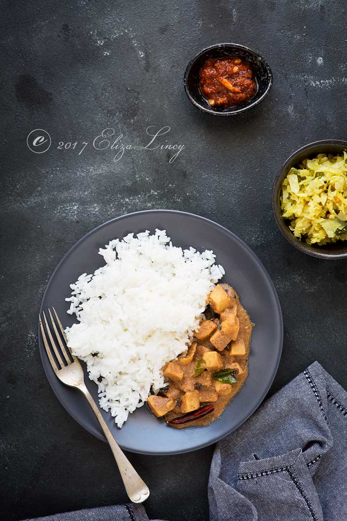Kerala Nadan curries