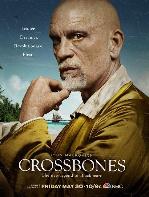 Poster Serie Crossbones