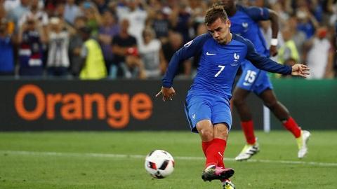 Antoine Griezmann nói rằng anh ấy không hài lòng về phong độ của mình trước trận đấu.