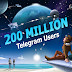 Telegram Crosses 200 Million Monthly Active Users