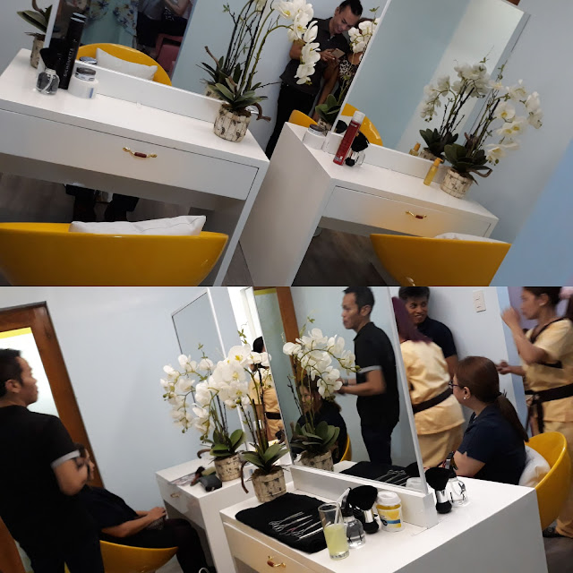 RAINBOW DREAM SPA/SALON/NAILS ESPANA!   Hair and makeup (4 stations)