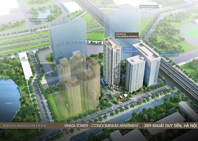 Mở bán dự án Vinata Tower Khuất Duy Tiến