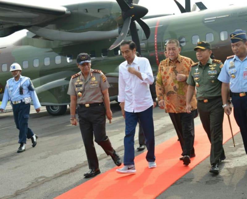 Deddy Mizwar Siap Jadi Jubir Jokowi -Kiai Ma'ruf