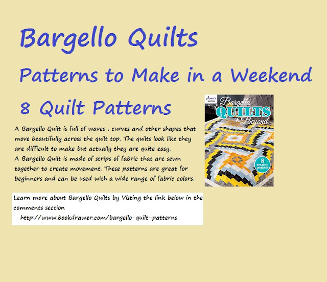Bargello Quilt Pattern 8 Easy Patterns