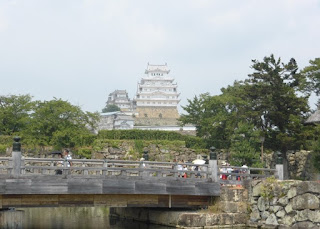 Otemon-gate del Castillo de Himeji