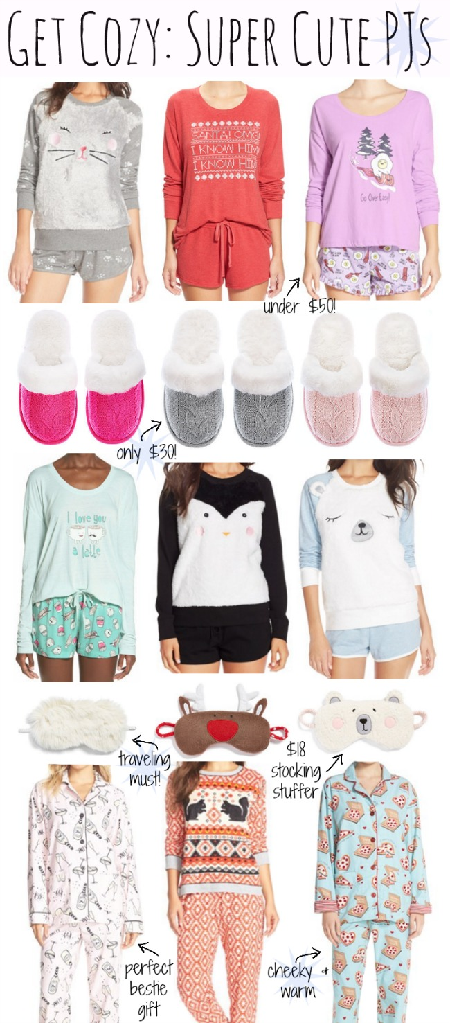GET COZY  Super Cute PJs - A Mix of Min 8065641ef