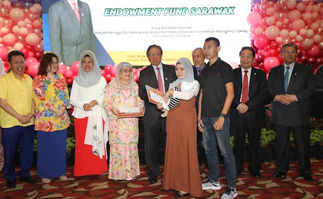 Kerajaan Negeri Sarawak Peruntukan Khas RM40 Juta Bayi Baru Lahir Tahun Ini