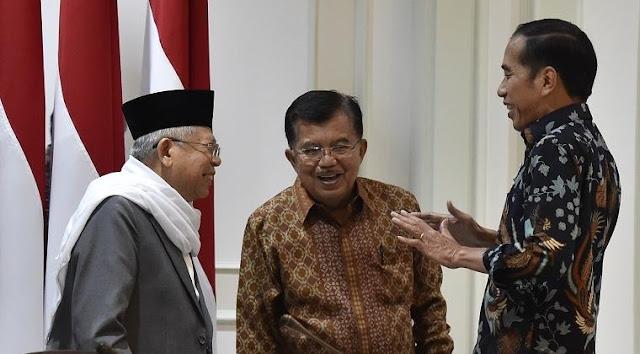 Jokowi, JK, Ma'ruf Amin Diundang sebagai VVIP ke Reuni 212