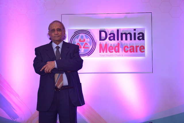 Mr. Sanjay Dalmia launched Dalmia Medicare