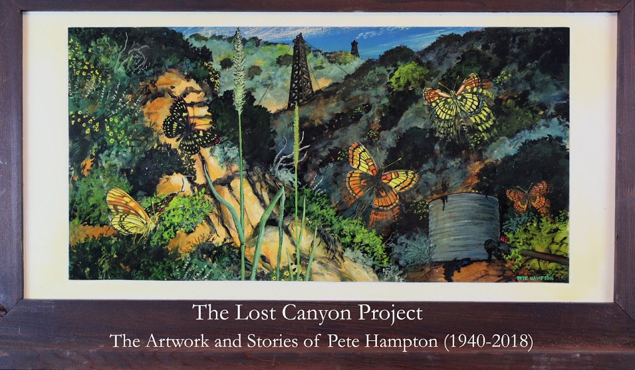 The Lost Canyon Project