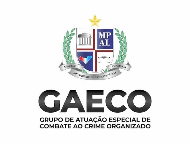 Em Alagoas, Gecoc muda de nome e agora se chamará Gaeco - Grupo de Atuação Especial de Combate ao Crime Organizado