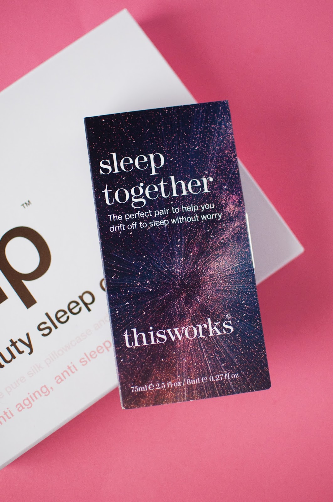 this works gift set, this works sleep together, this works sleep together duo, this works sleep together gift set review, this works pillow spray gift set review, this works pillow spray
