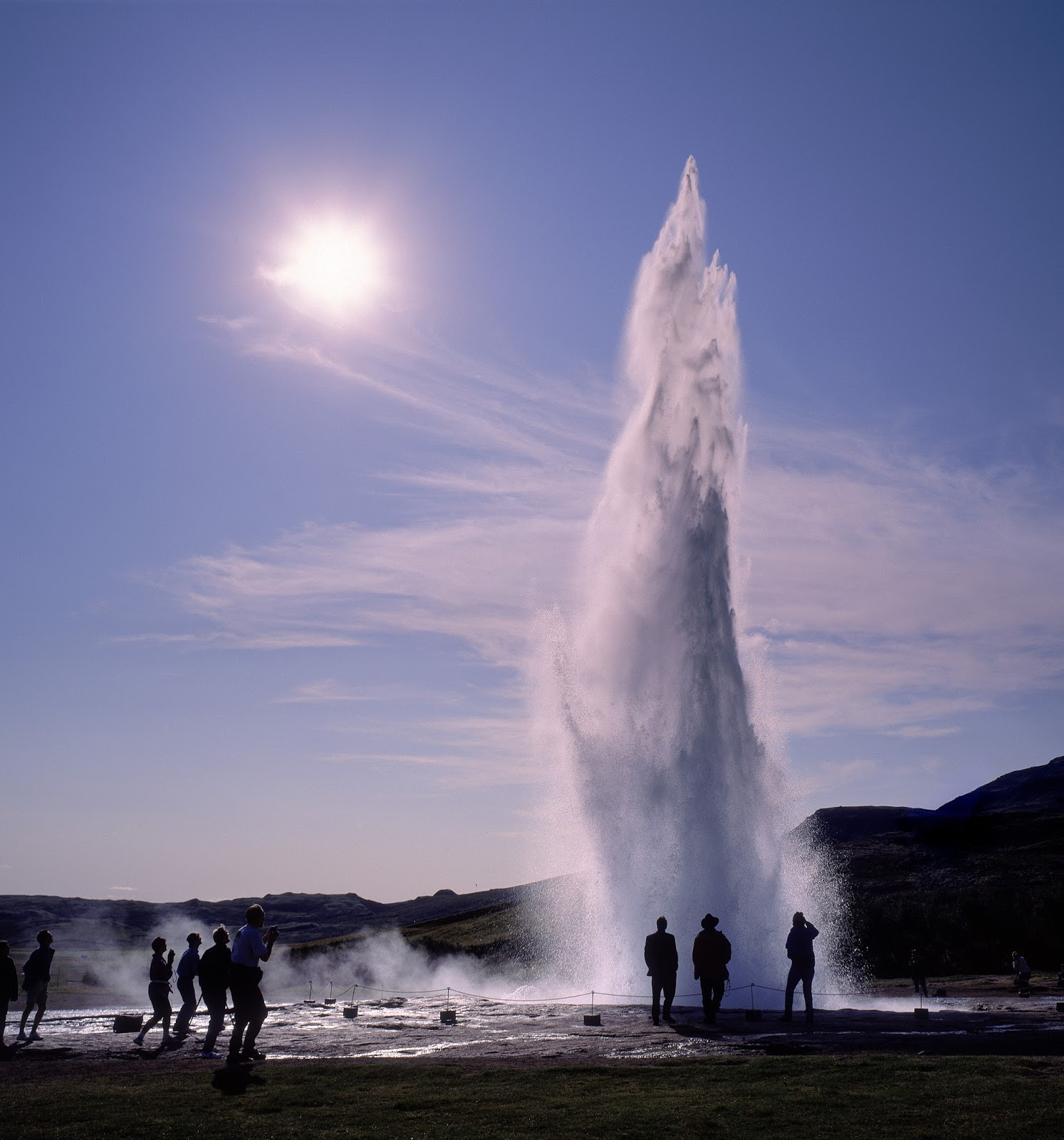 Strokkur Geyser in Iceland - family friendly Iceland