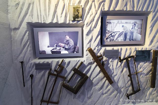 Herramientas para Hielo - Museo Fram, Oslo por El Guisante Verde Project