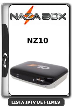 Nazabox NZ10 Nova Atualização Melhorias no SKS e PowerVU V2.72 - 18-06-2020