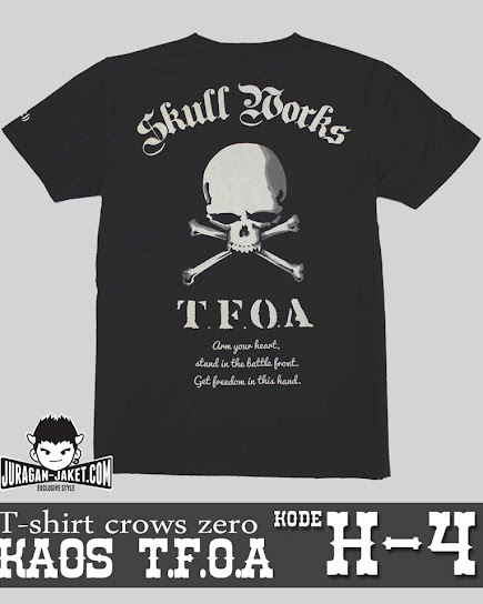 jas exclusive t shirt crows zero  tfoa %28h 4%29 2